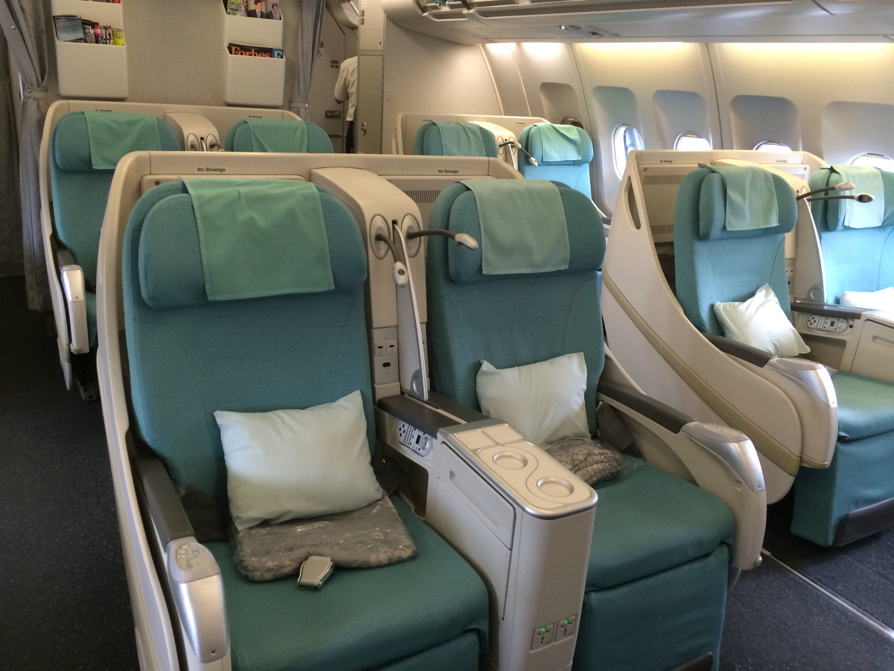Premium Economy Is It Business Class Young Travelers