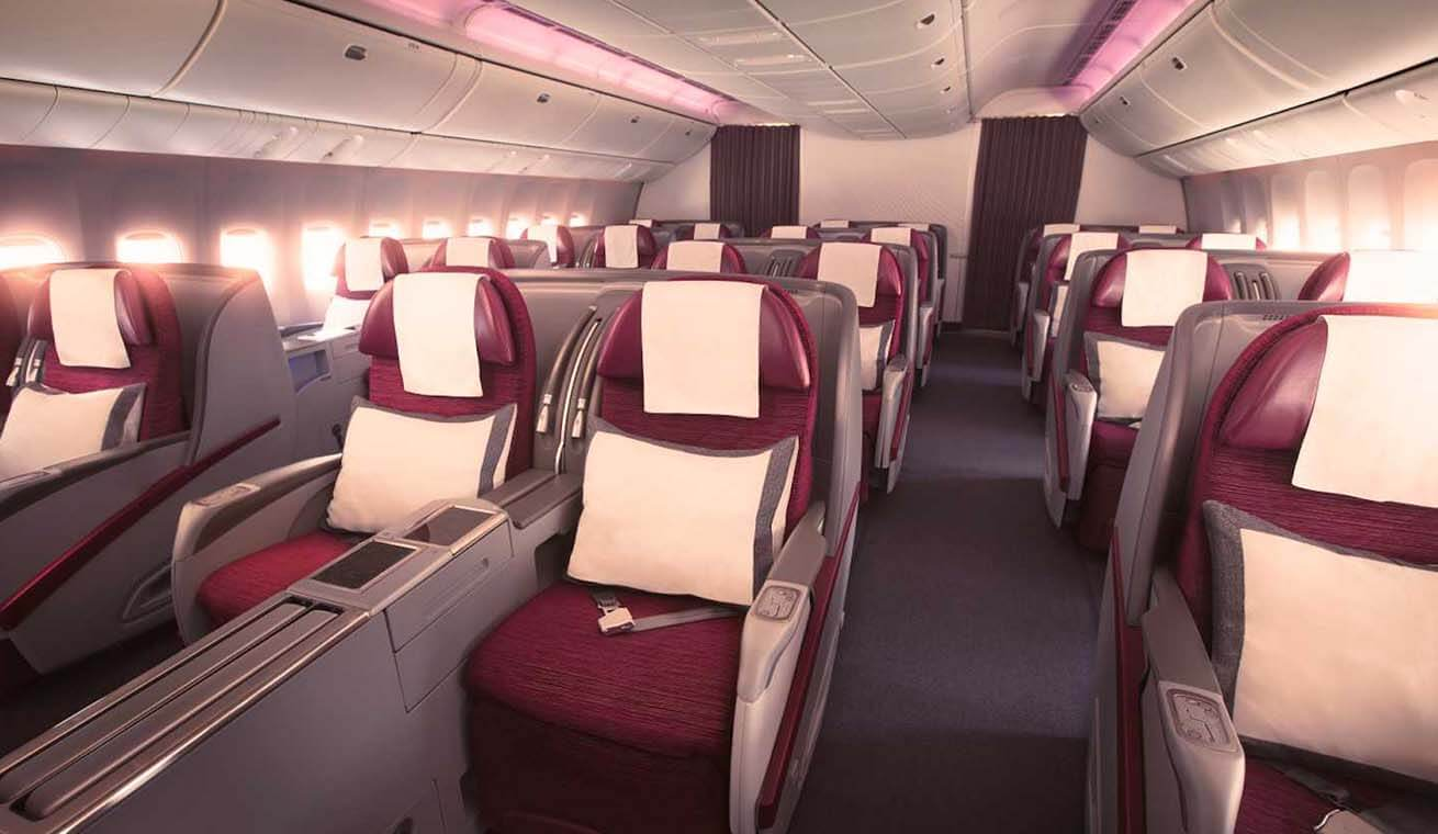 Qatar Airways Swaps 777 On Hong Kong Routes For October ...